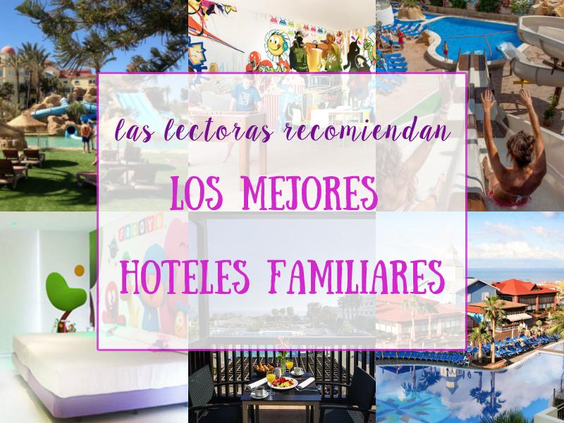 Mejores hoteles familiares en espa a para ir con los ni os for Hoteles con habitaciones familiares en espana
