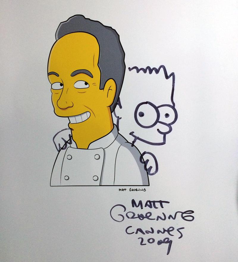 Ferran Adria Groening