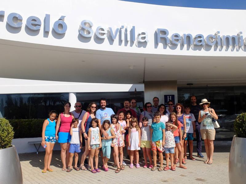 Hotel Barcelo Sevilla renacimiento 05