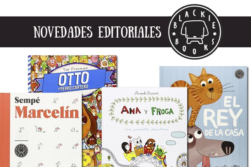 novedades editoriales blackie books