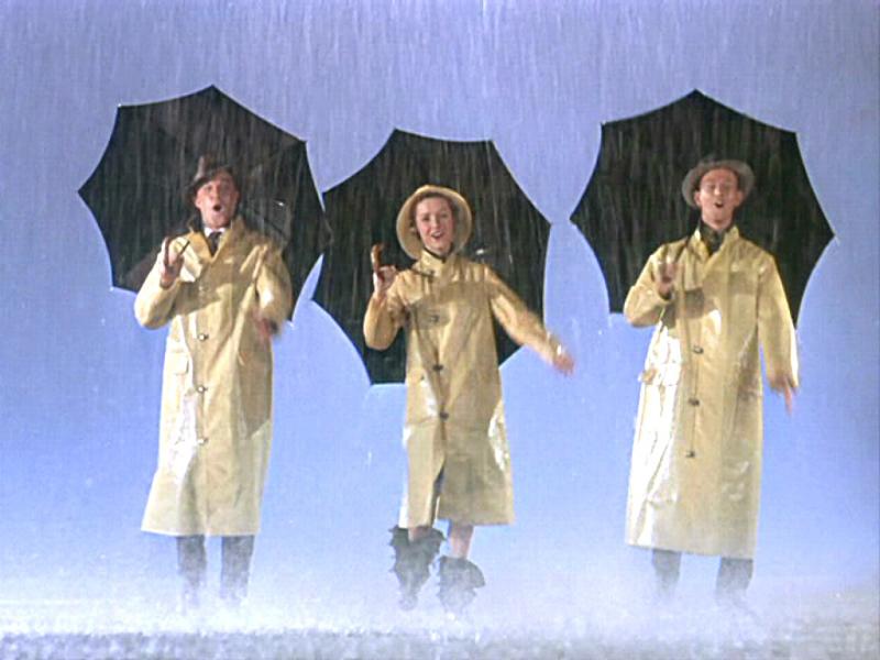 Cantando bajo la lluvia. Películas clásicas para ver con niños