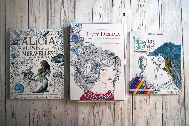Libros coloring