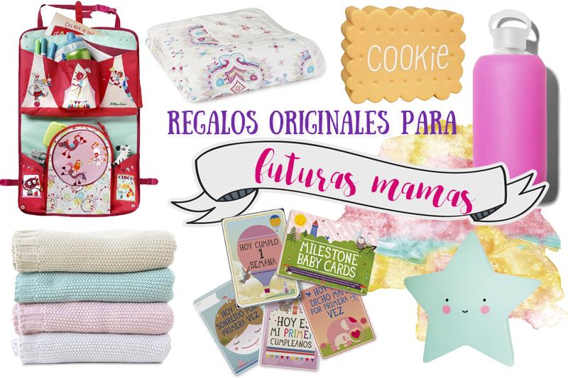regalos originales para futuras mamas