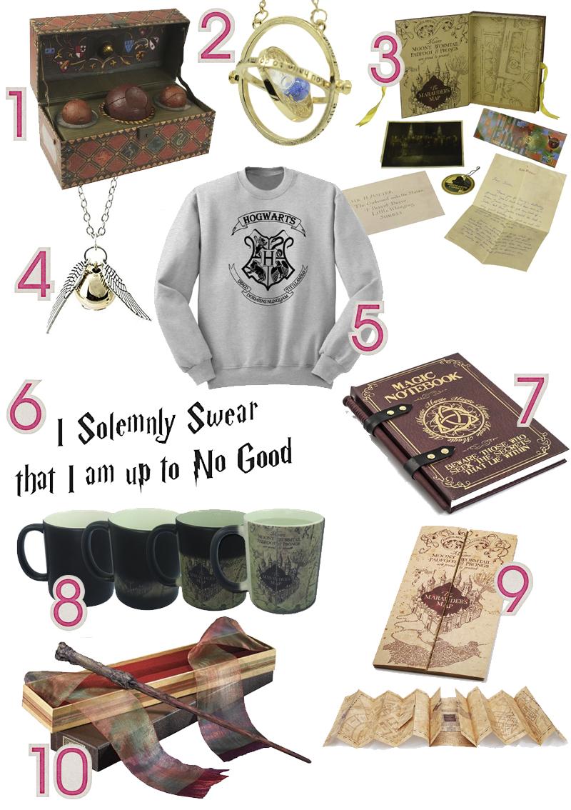 Regalos para frikis de Harry Potter