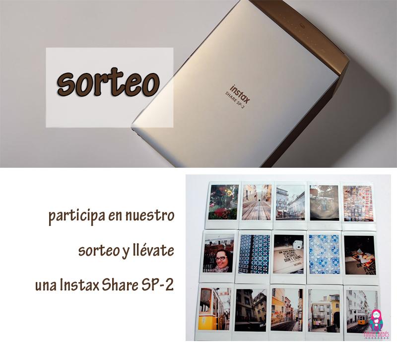 sorteo Instax Share Sp-2