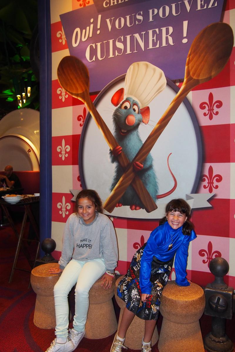 Chez Remy en Walt Disney Studios