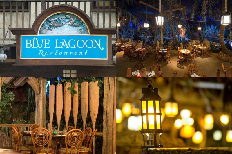 Restaurante blue Lagoon