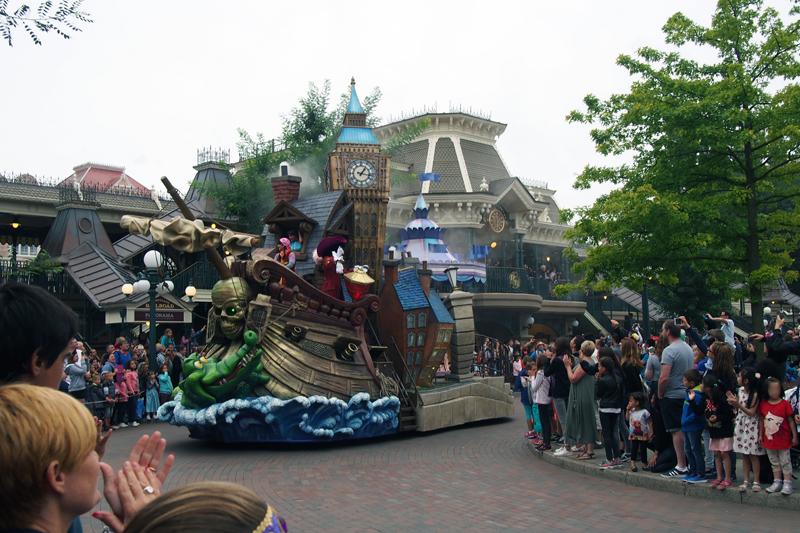 Cabalgata Disneyland París