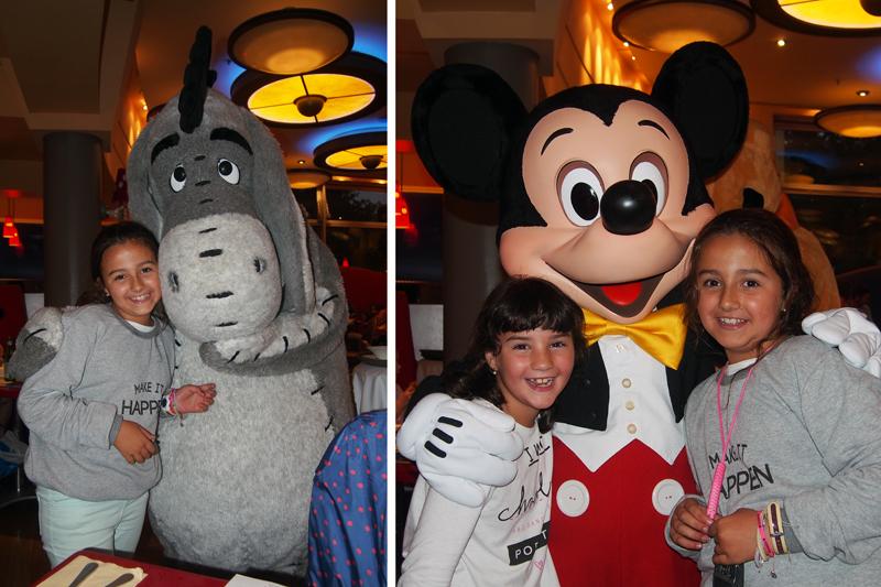 Café Mickey Disneyland París