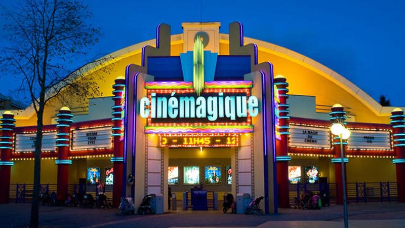 Cinemagique. Walt Disney Studios
