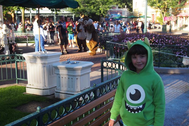 Disneyland Chip y Chop