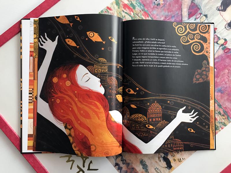 Descubriendo a Gustav Klimt: El guardián del árbol - Libros infantiles