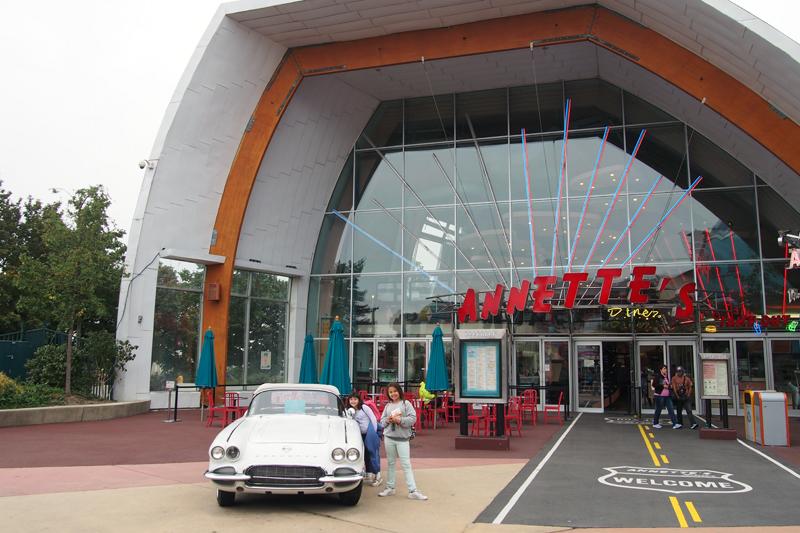 Restaurante Annette Disneyland Paris