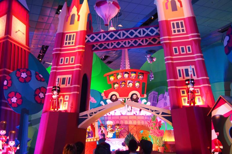 smallworld Disneyland París