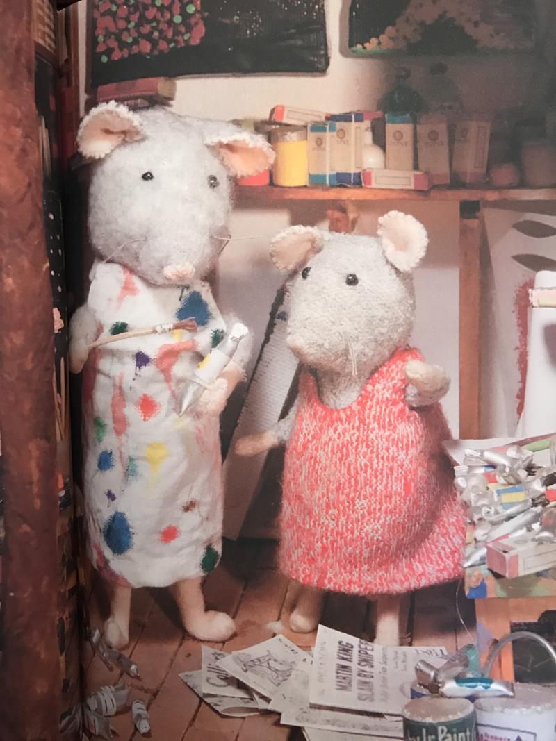 La casa de los ratones - Nuevas aventuras de Sam y Julia