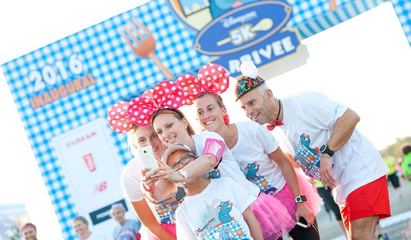 runDisney Family race 5K