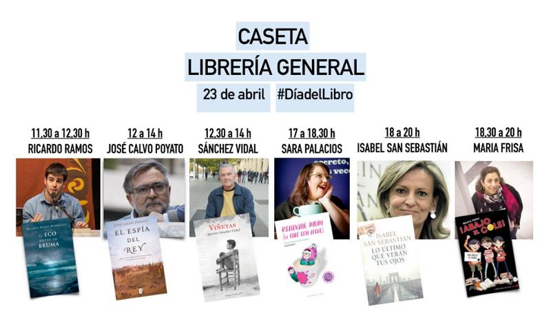 firmas libreria general