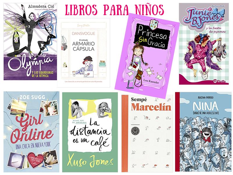recomendaciones dia del libro 2017 niños