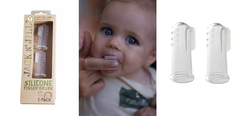 cepillos para bebes jack´n jill