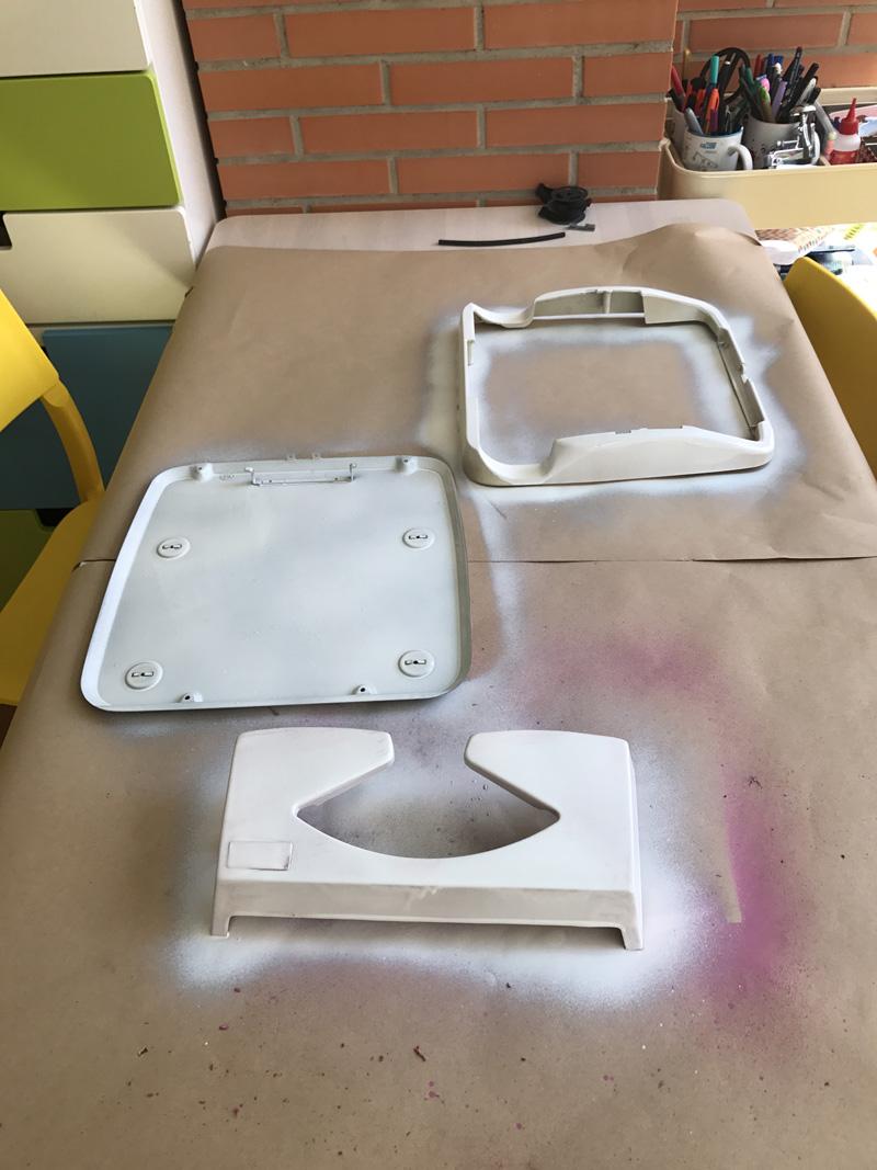 maquina de escribir chalk paint 3