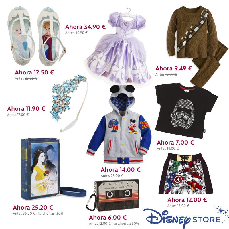 Cupones Groupon - Disney Store
