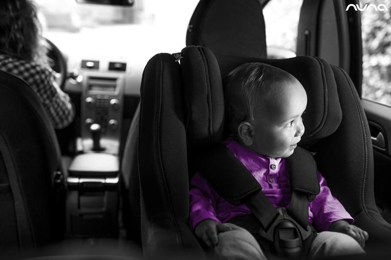seguridad infantil conoce la rebl plus de nuna mamis y. Black Bedroom Furniture Sets. Home Design Ideas