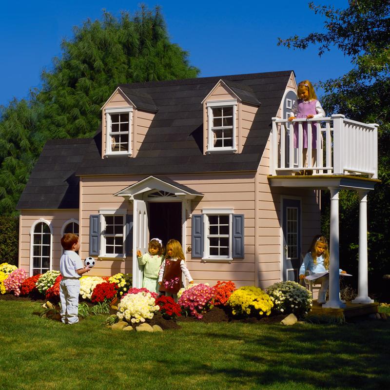 Las casitas de jardín más alucinantes: Lilliput Playhomes