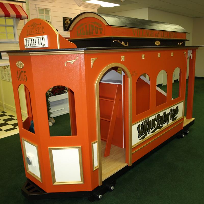 lilliput playhomes trolley