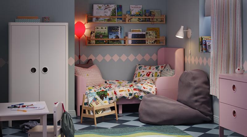 El Nuevo Catalogo De Ikea 2018 Dormitorios Mamis Y Bebes - Ikea-dormitorios-catalogo