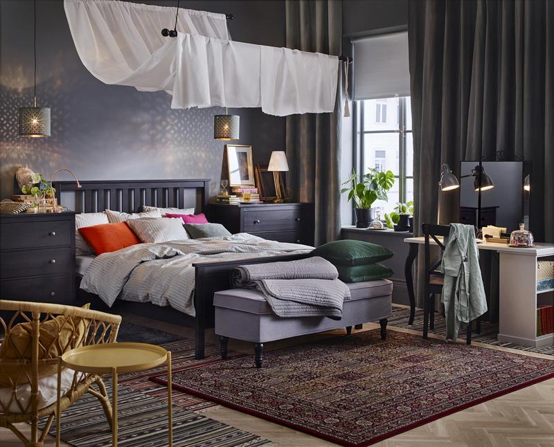 nuevo catalogo ikea septiembre 2017 dormitorios