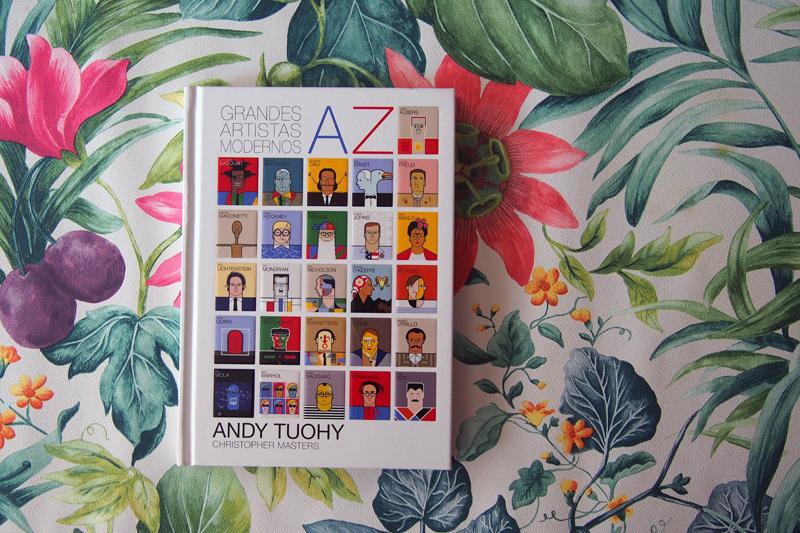 grandes artistas modernos de la A a la Z