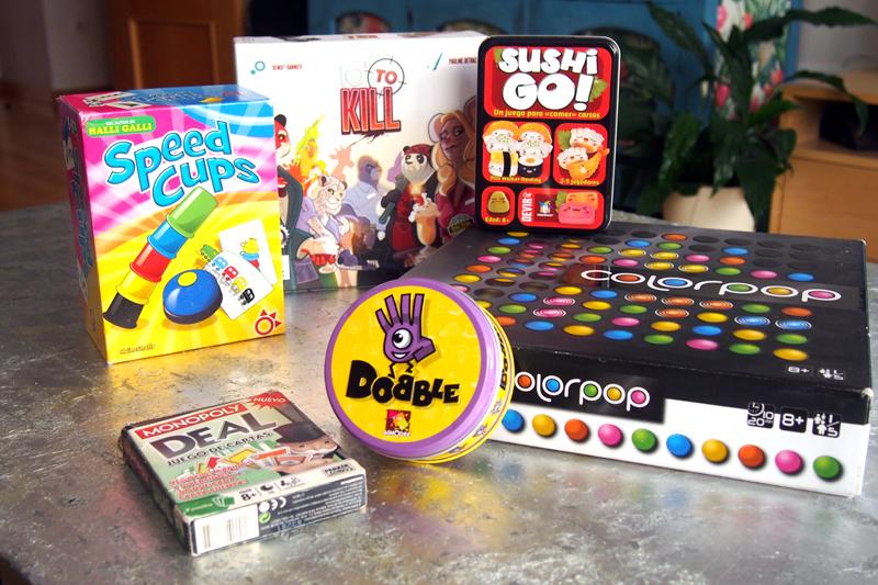Juegos de mesa r pidos para toda la familia mamis y beb s for Cazafantasmas juego de mesa