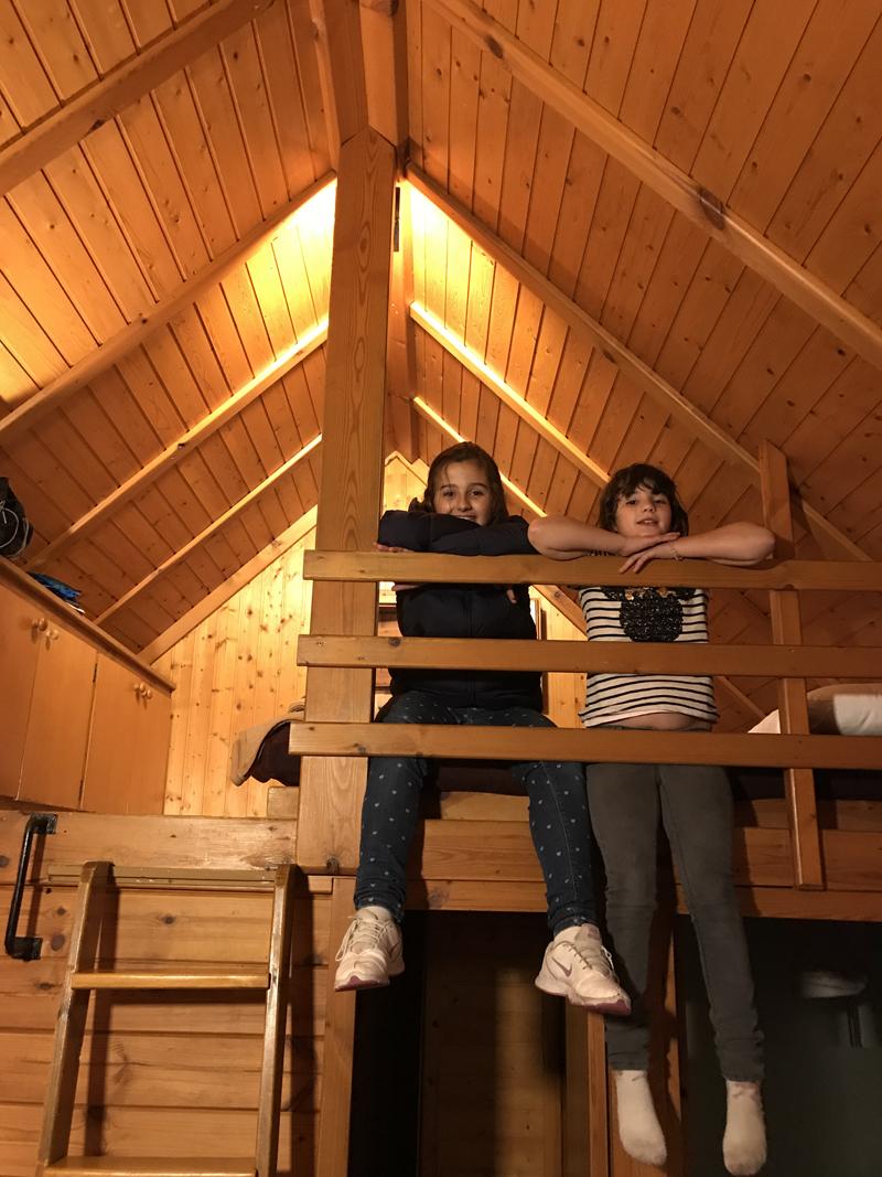 Nuestra cabaña bungalow tipo B Verneda
