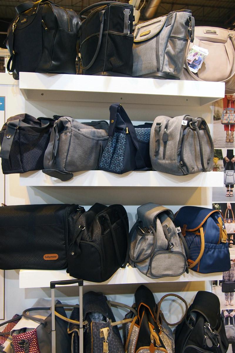 Colección de bolsos de Babymoov