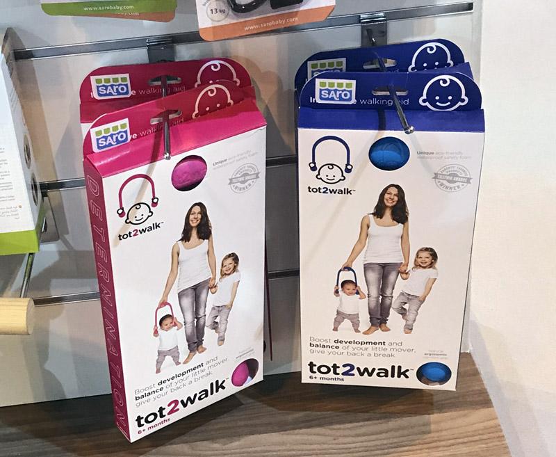 Tot2walk