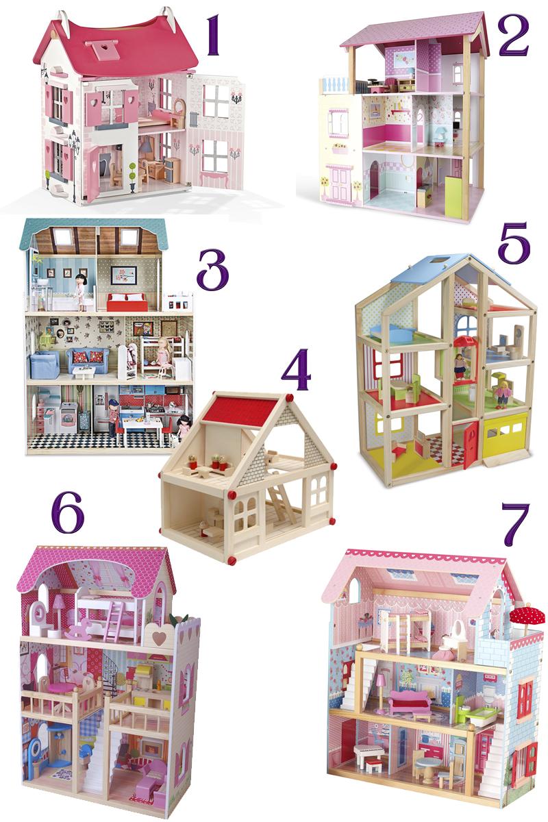 Casas de muñecas 01