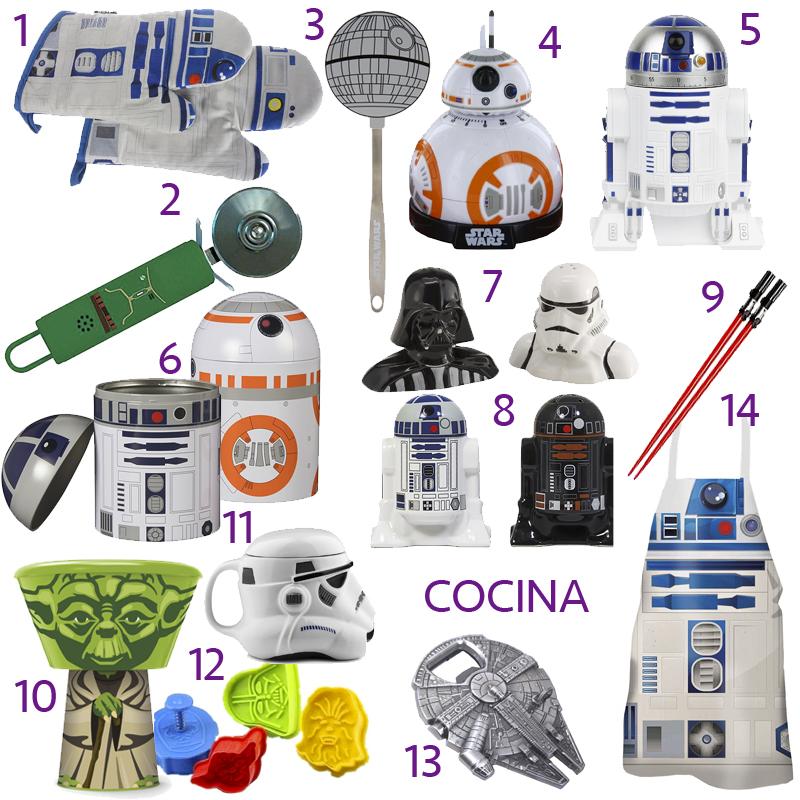 COCINA Star Wars