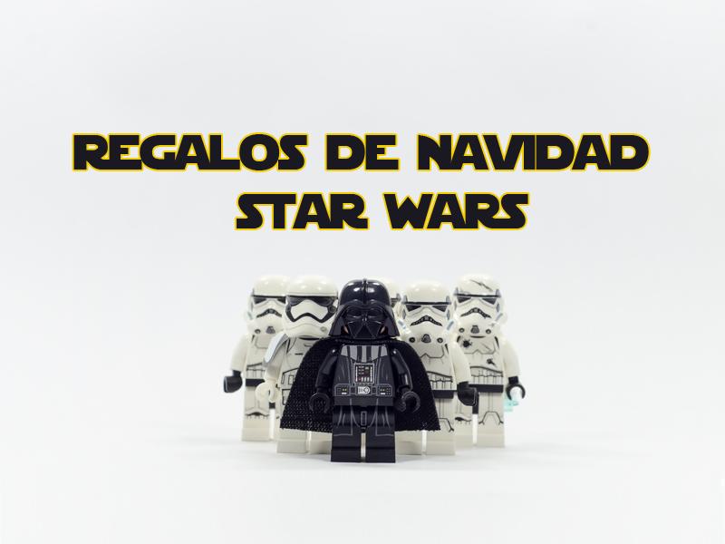 portada regalos Starwars