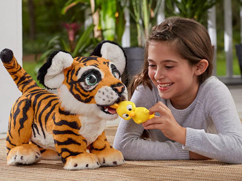 Wildside Tyler el tigre