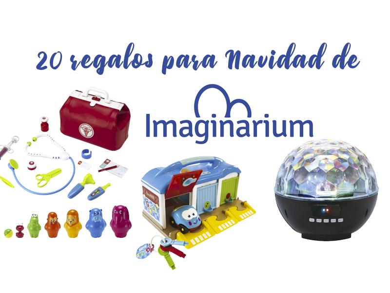 20 regalos para Navidad de Imaginarium