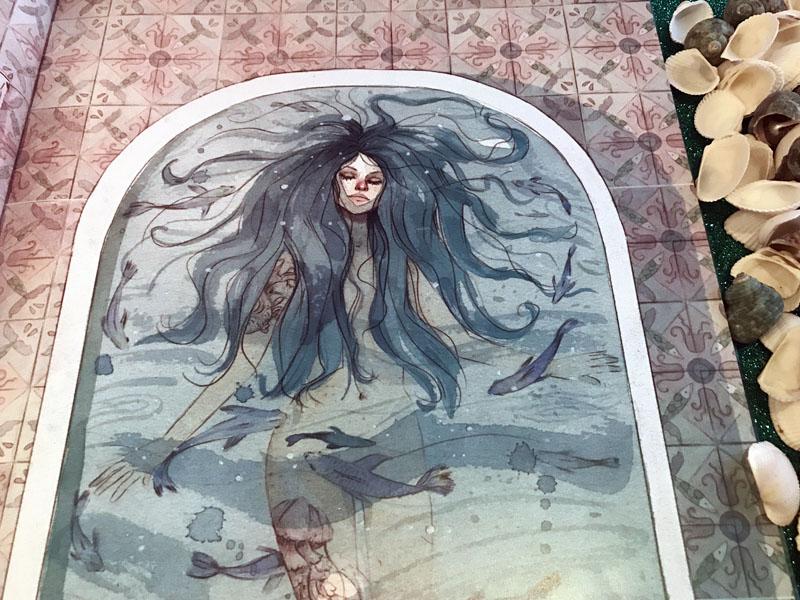 El lenguaje de las olas, de Magela Ronda y Esther Gili