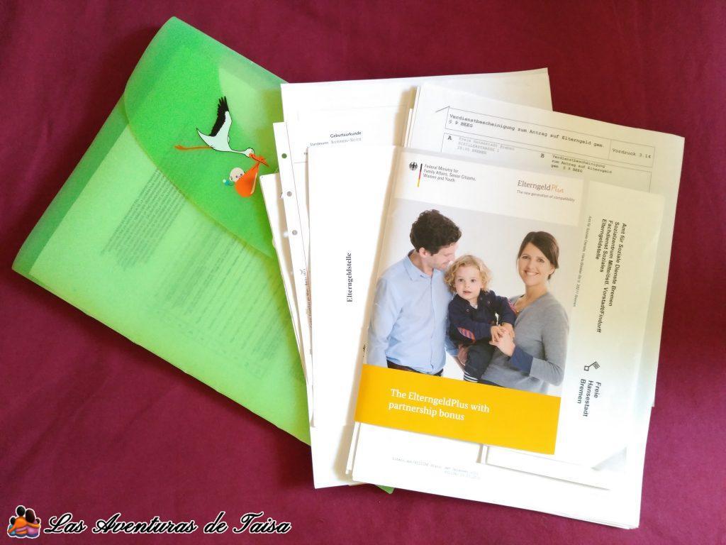 Tramites embarazo en Alemania
