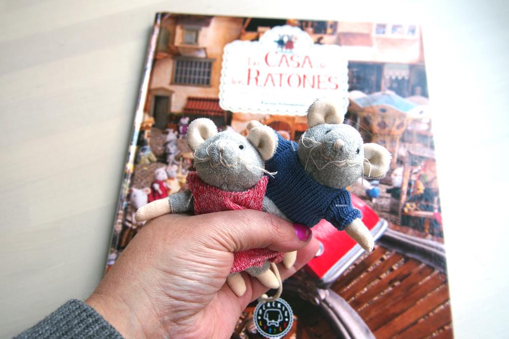 Libros ilustrados preciosos la casa de los ratones 3 mamis y beb s - Ratones en casa ...