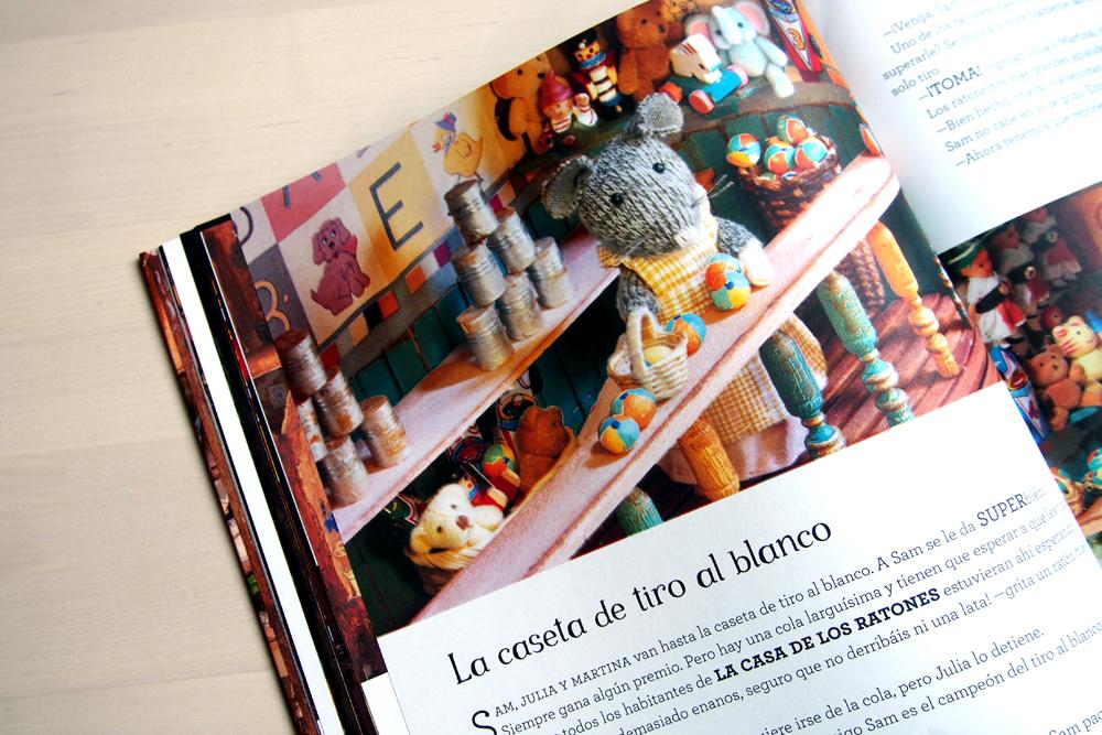 Libros ilustrados preciosos la casa de los ratones 3 vitabelia - Ratones en casa ...
