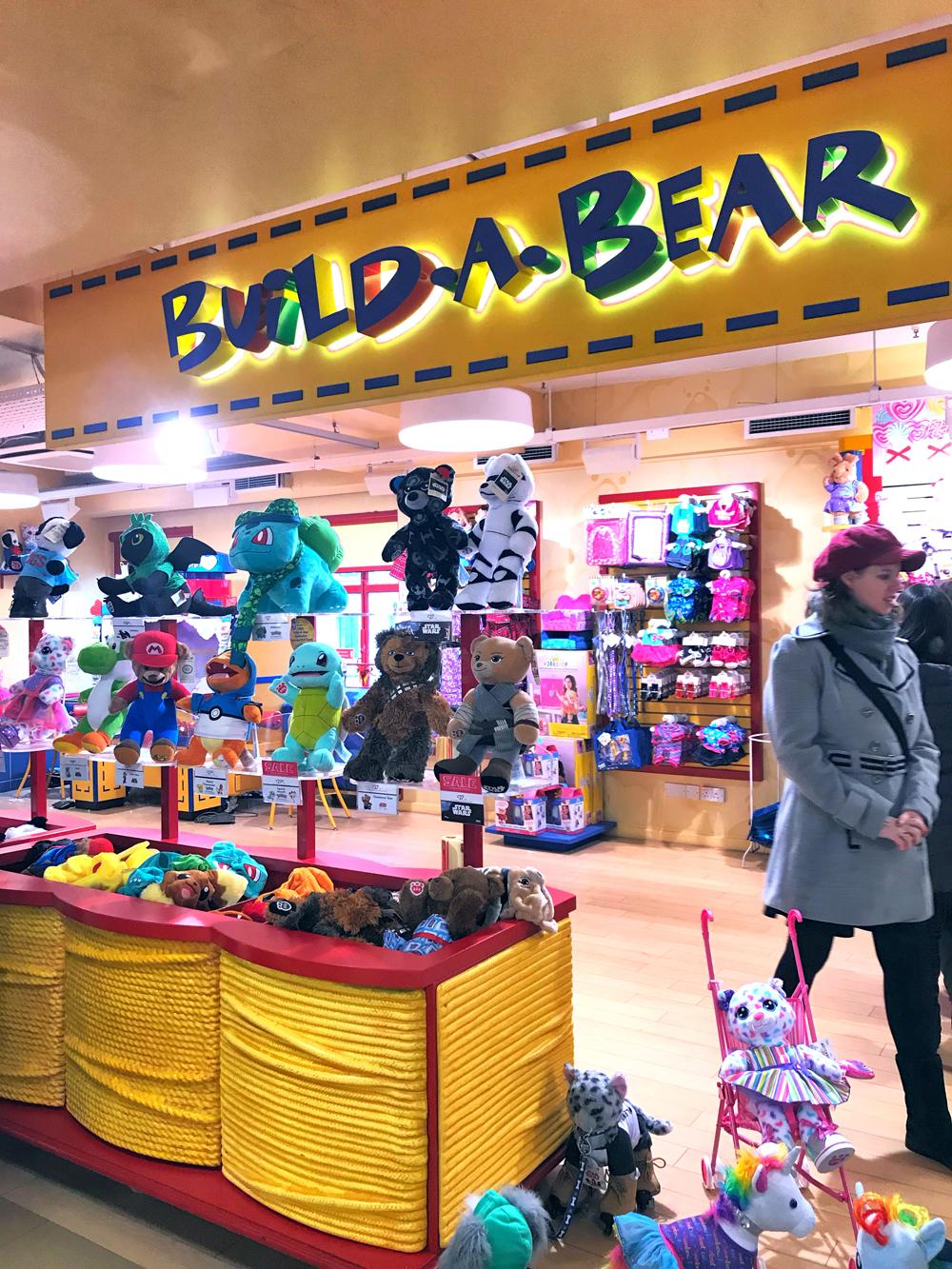 Hamleys Build a Bear