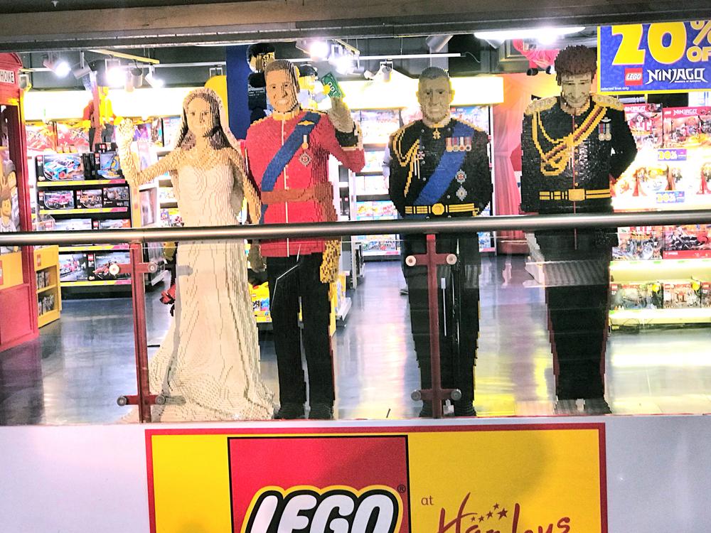 Hamleys Lego