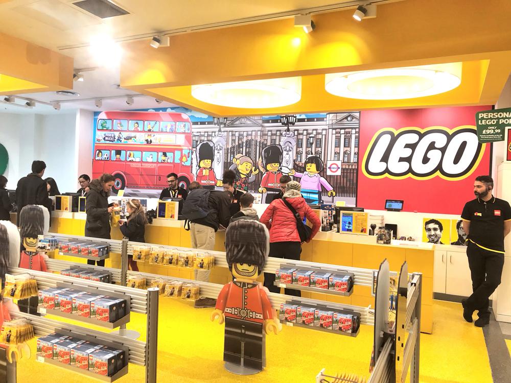 LegoStore de Leicester Square
