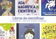 libros de cientificas 11 de febrero