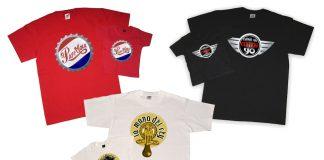 Camisetas padre peque niazulitonirosita