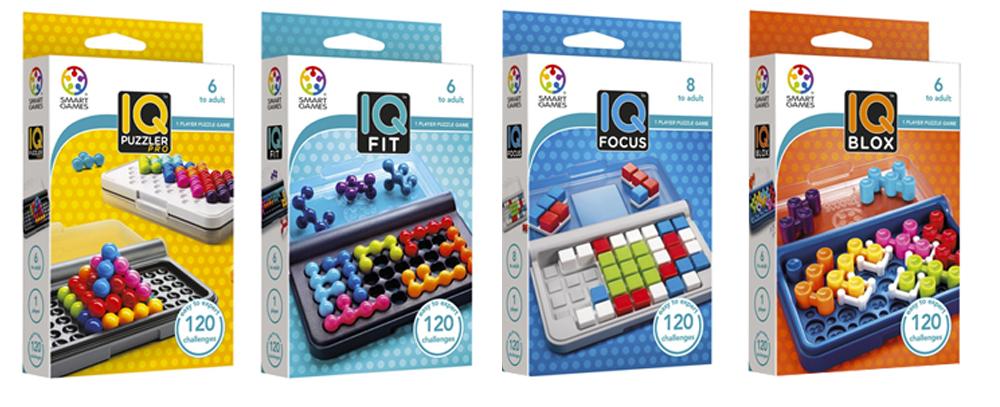otros juegos IQ